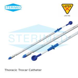 Thoracic Trocar Catheter