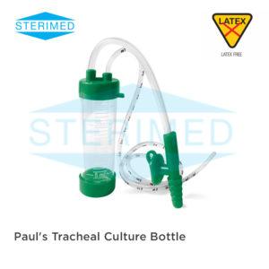 Paul's Tracheal Culture Bottle